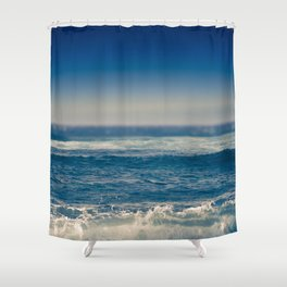 Divine Music of Love Shower Curtain