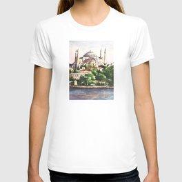 Istanbul Turkey Hagia Sophia T-shirt