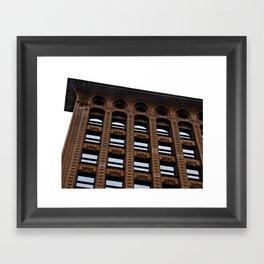 guaranty Framed Art Print