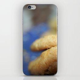 Cookie Close-Up iPhone Skin