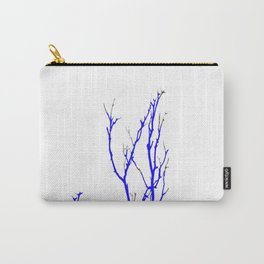 TWILIGHT WINTER TREE BRANCHES Carry-All Pouch