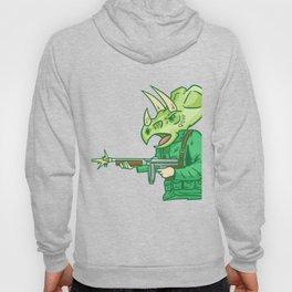 Military Army Gift Defense Animal Hoody