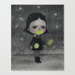 Contaminated Candy Canvas Print