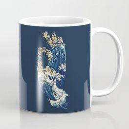 Jnana Mudra of Pug Coffee Mug