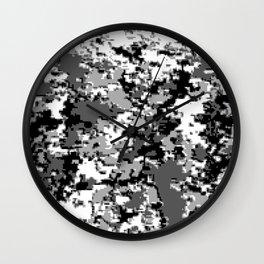 Major Wall Clock