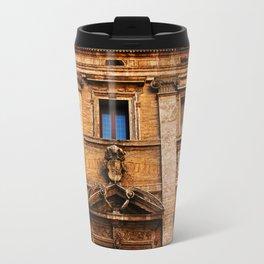 S. Maria in Trivio church in Rome Travel Mug