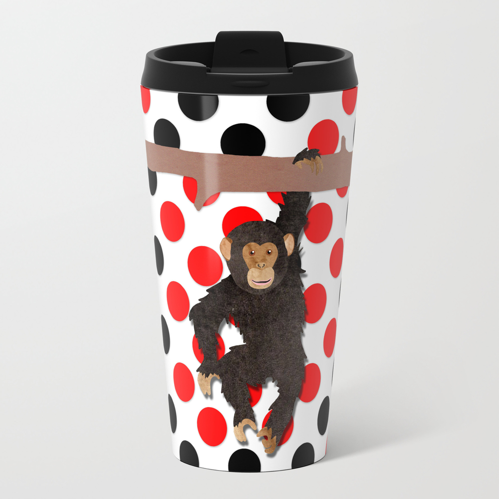 Chimp Travel Tea Mug TRM836543