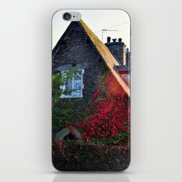 Stone Cottage iPhone Skin