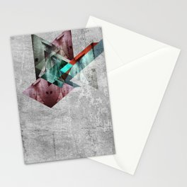 Abstract composition II Stationery Cards