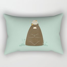 Namaste Rectangular Pillow