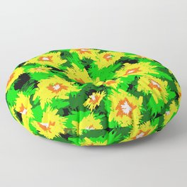 Colorful Matisse. Colorful roses. Colourful roses images. Colourpop. Flowers. Floor Pillow
