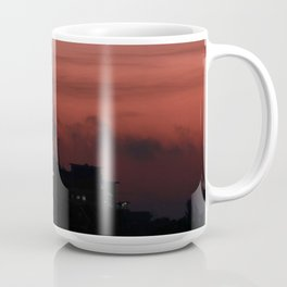 October's morning view... Coffee Mug