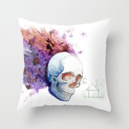 """""""If You Can't See That, It's Your Failing -- Not Mine."""" Throw Pillow"""