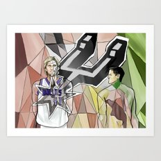 Not the Mavericks that we used to know Art Print