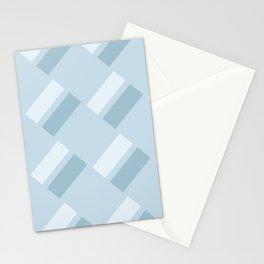 Neapolitan Blue Stationery Cards