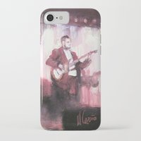 theatre iPhone & iPod Cases featuring Lotus Theatre by Miquel Cazanya
