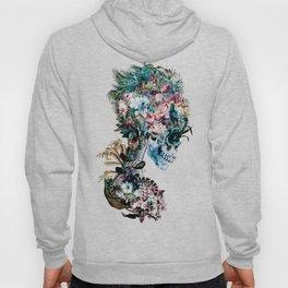 Floral Skull RP Hoody