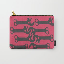 key! fuschia Carry-All Pouch