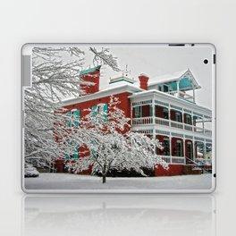 Green Roof Inn Laptop & iPad Skin