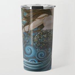 Mermaid Bliss Travel Mug