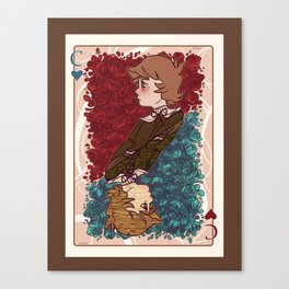 The Chihiro of Hearts Canvas Print