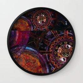 《A Thousand Years 》(千古千尋 ) - Antediluvian(上古) Wall Clock