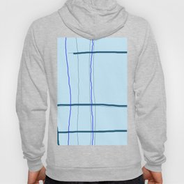 straight lines with a twist no. 5 Hoody