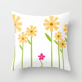 Sing Out, Louise! Throw Pillow