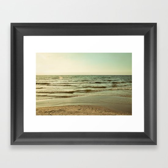 Come away with me Framed Art Print