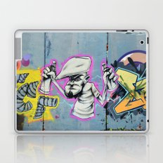 Graffiti artist Laptop & iPad Skin
