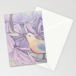 Affable Bird Stationery Cards