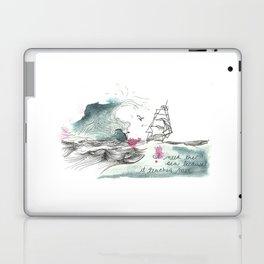 I need the sea Laptop & iPad Skin