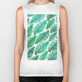 Palm Solace #society6 #buyart #decor Biker Tank