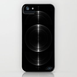 Sonic Waves iPhone Case