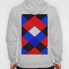 Red, White and Blue - 3 Hoody