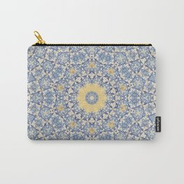 Deep States (Mandala) Carry-All Pouch