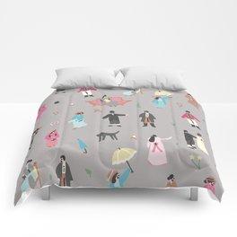 Pride and Prejudice Comforters