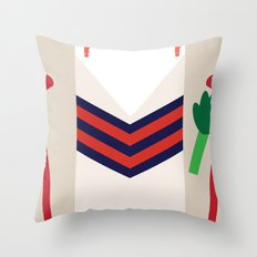 The Fifth (5th) Doctor - Doctor Who Throw Pillow