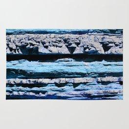 Blue Rocks Rug