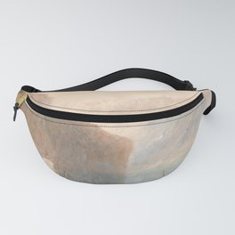 "J.M.W. Turner ""Tell's Chapel, Lake Lucerne"" Fanny Pack"