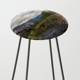 In the Valley. Counter Stool