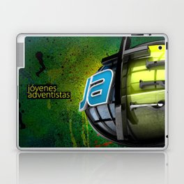 JA street art Laptop & iPad Skin