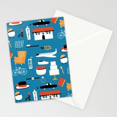 TRAVEL LIFE Stationery Cards