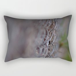 in the middle Rectangular Pillow