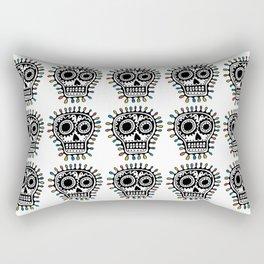 Sugar Skull - sharpie Rectangular Pillow