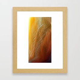 Pixel Sorting 51 Framed Art Print