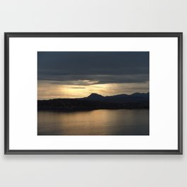 Loch Ewe Framed Art Print