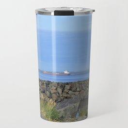 ore boat Travel Mug