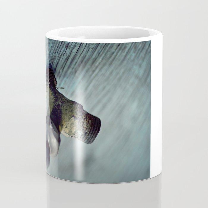 The Old Faucet blues Coffee Mug