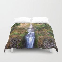 Chasing Waterfalls Duvet Cover